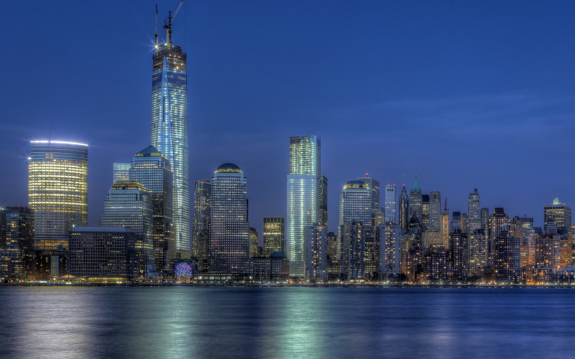3 One World Trade Center Hd Wallpapers Background Images