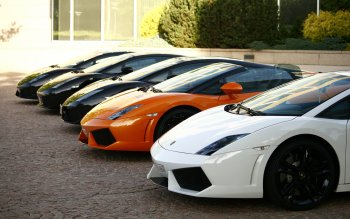 Fahrzeuge - Lamborghini Wallpapers and Backgrounds ID : 426119