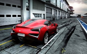 Vehicles - 2013 Icona Vulcano Supercar Wallpapers and Backgrounds ID : 426245