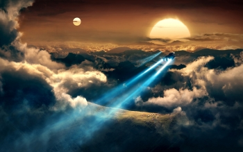 Sci Fi - Spaceship Wallpapers and Backgrounds ID : 426580