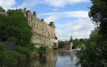 Man Made - Warwick Castle Wallpapers and Backgrounds ID : 426844