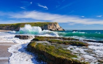 Earth - Ocean Wallpapers and Backgrounds ID : 426926