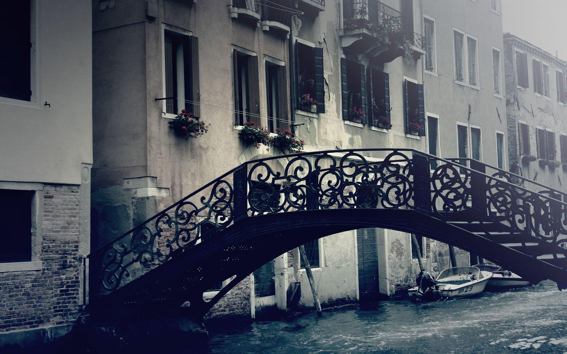 Man Made - Venice  Wallpaper