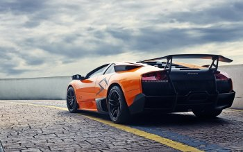 Vehicles - Lamborghini Murcielago Wallpapers and Backgrounds ID : 427256