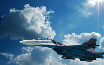 Militari - Sukhoi Su-27 Wallpapers and Backgrounds ID : 427257
