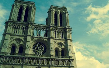 Religious - Notre Dame De Paris Wallpapers and Backgrounds ID : 427258