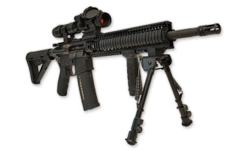 Weapons - Assault Rifle Wallpapers and Backgrounds ID : 427978