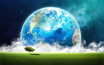 Earth - Artistic Wallpapers and Backgrounds ID : 428577