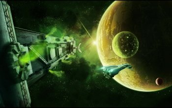 Sci Fi - Spaceship Wallpapers and Backgrounds ID : 428769