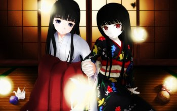 Anime - Jigoku Shojo Wallpapers and Backgrounds ID : 428793