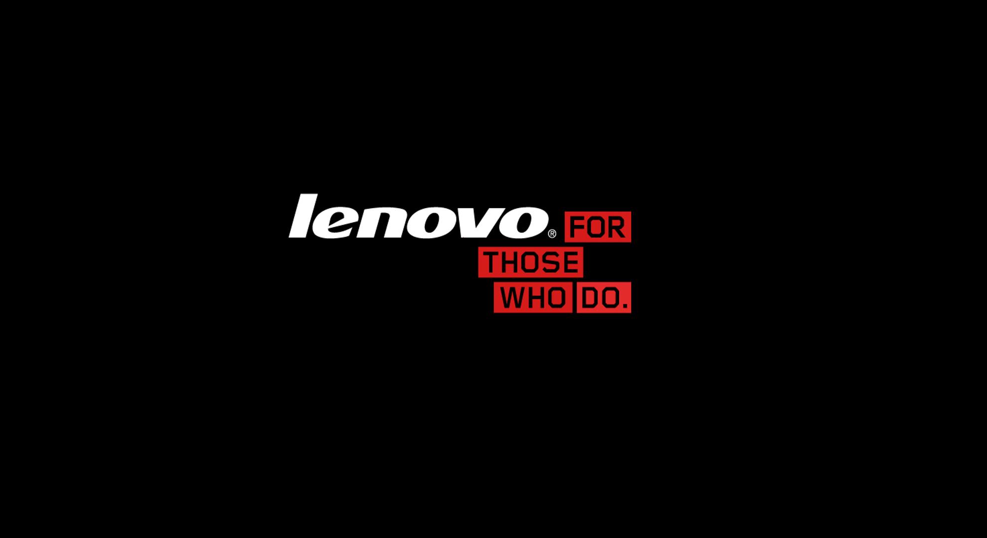 Lenovo Logo Full HD Wallpaper And Background Image