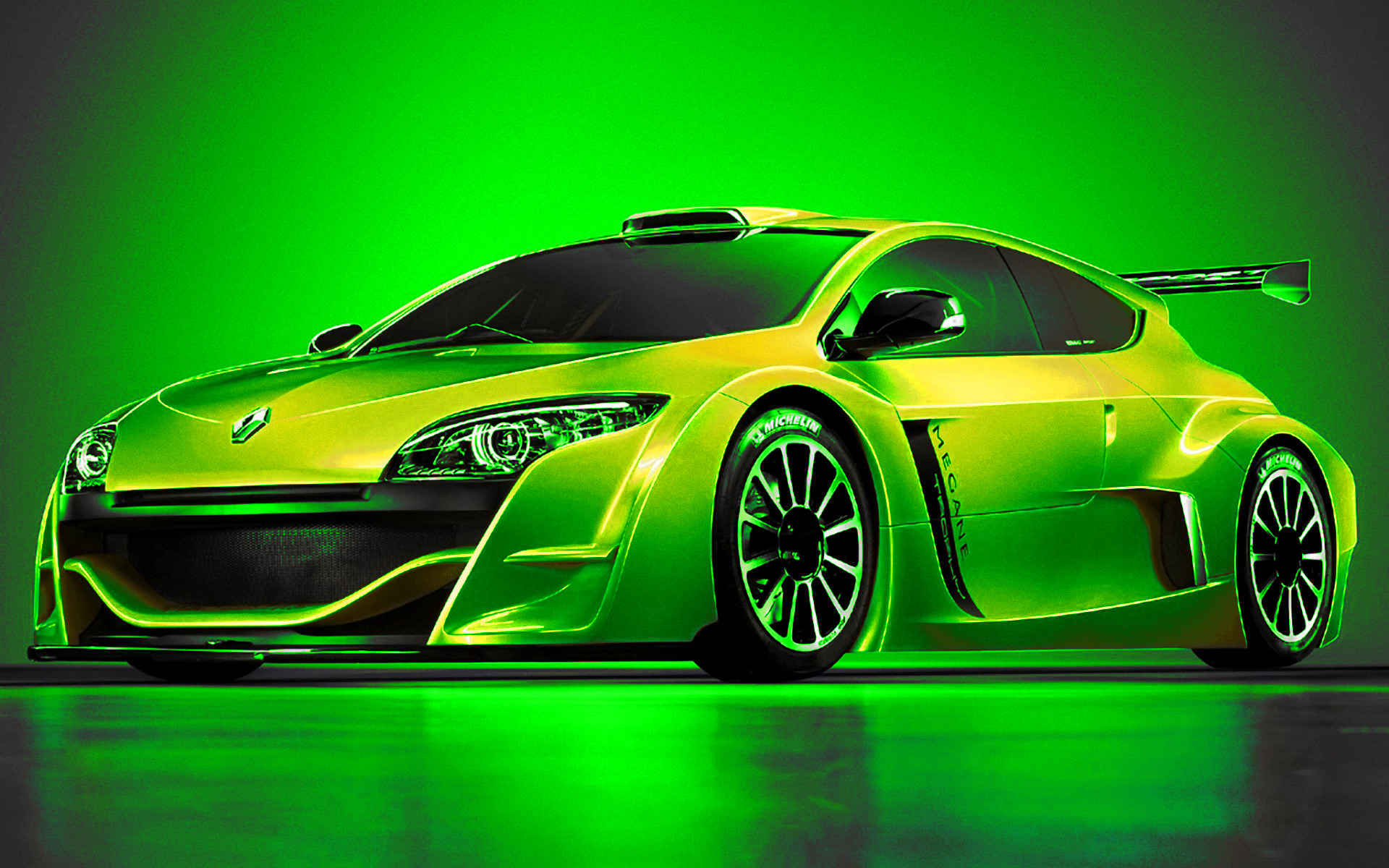 Renault Megane RS Trophy Full HD Wallpaper And Background