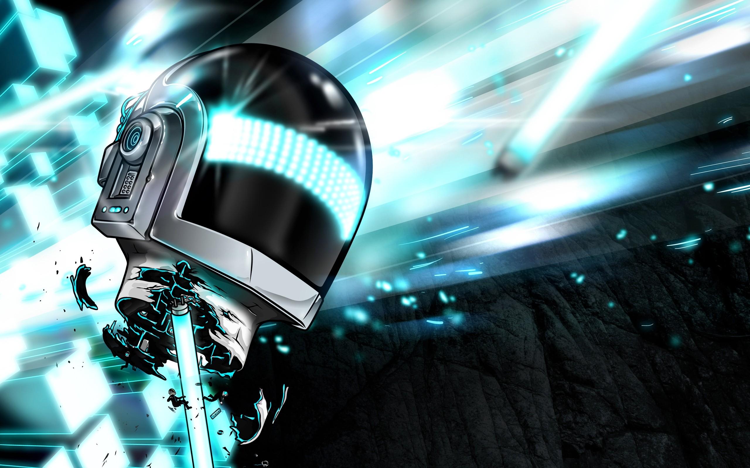 Daft Punk HD Wallpaper | Background Image | 2560x1600 | ID ...