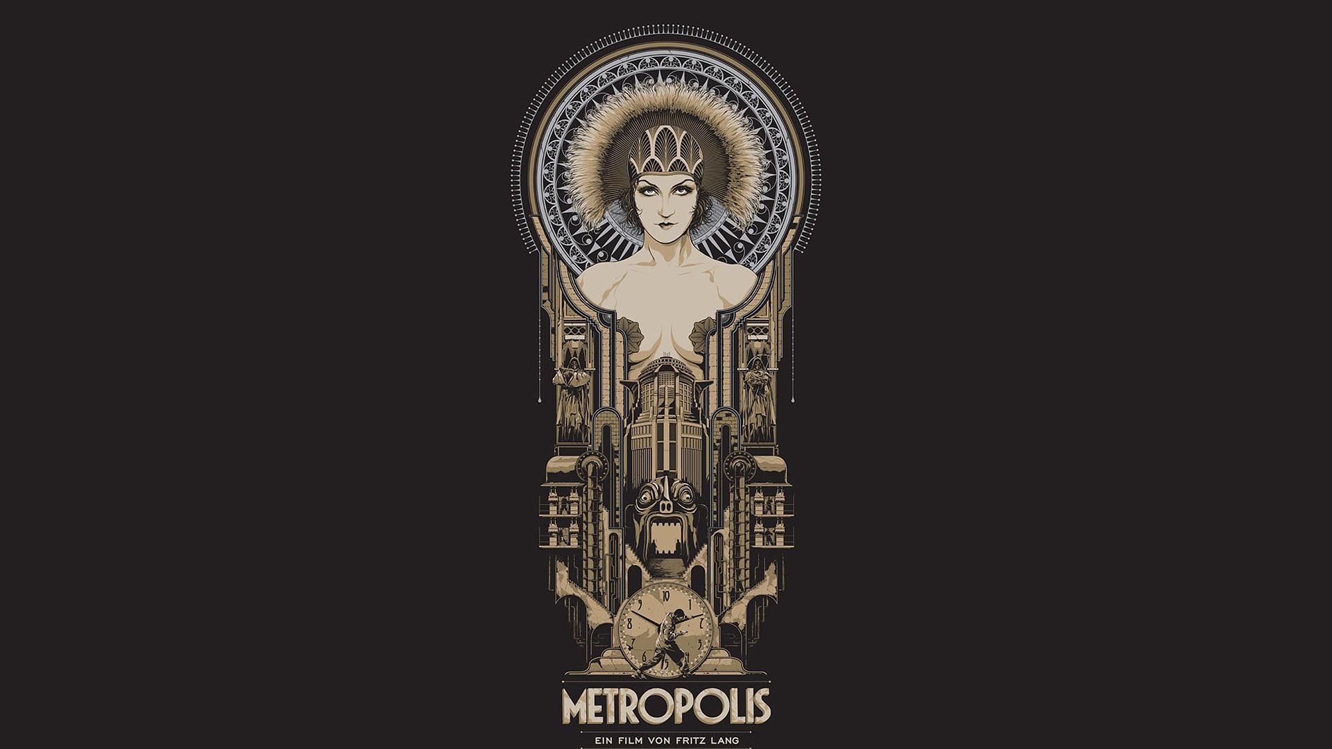 Metropolis Computer Wallpapers, Desktop Backgrounds | 1920x1080 | ID ...