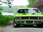 Preview Plymouth Barracuda