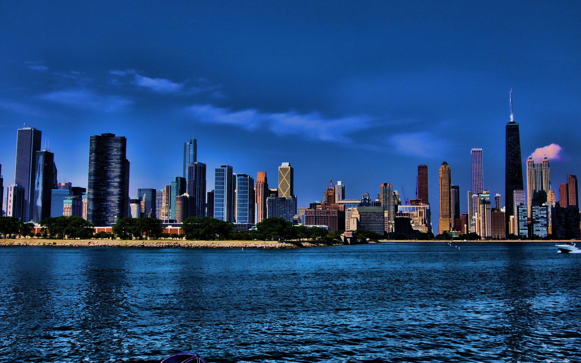 Man Made - Chicago  Wallpaper