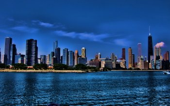 Man Made - Chicago Wallpapers and Backgrounds ID : 429276
