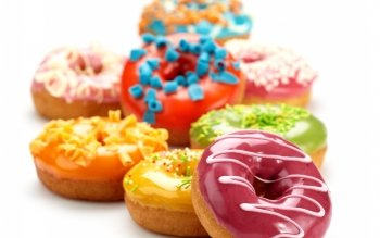 Alimento - Doughnut Wallpapers and Backgrounds ID : 429505