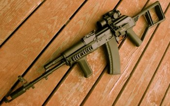 Weapons - Saiga Ak-74 Wallpapers and Backgrounds ID : 429656