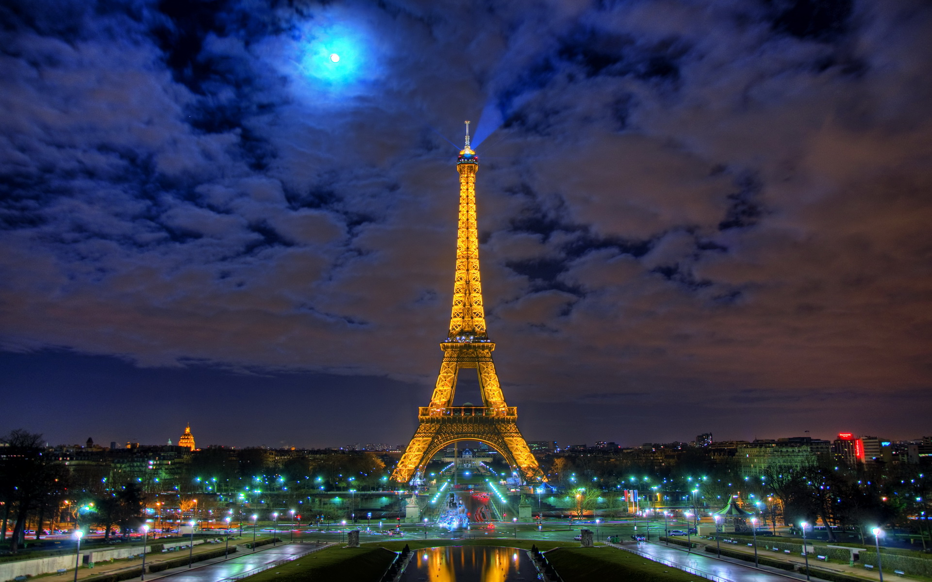 Eiffel tower hd wallpaper background image 1920x1200 - Paris eiffel tower desktop wallpaper ...