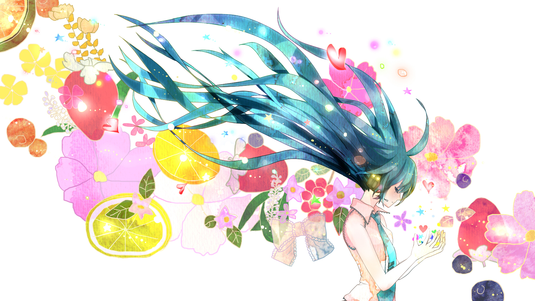 Anime - vocaloid Wallpaper