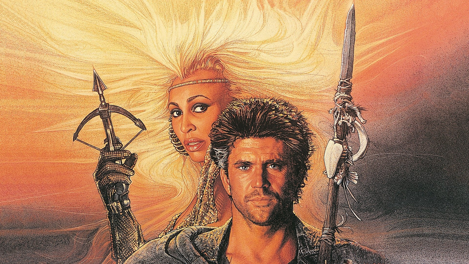 Mad Max Beyond Thunderdome Full HD Wallpaper And