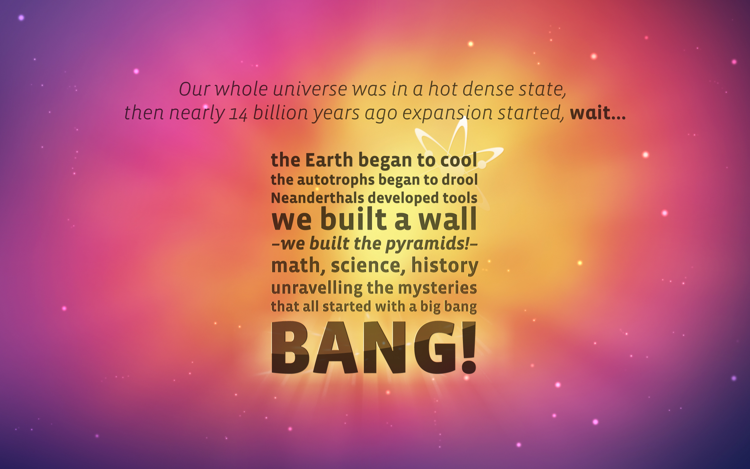 The Big Bang Theory Song Full HD Wallpaper and Background Image ...