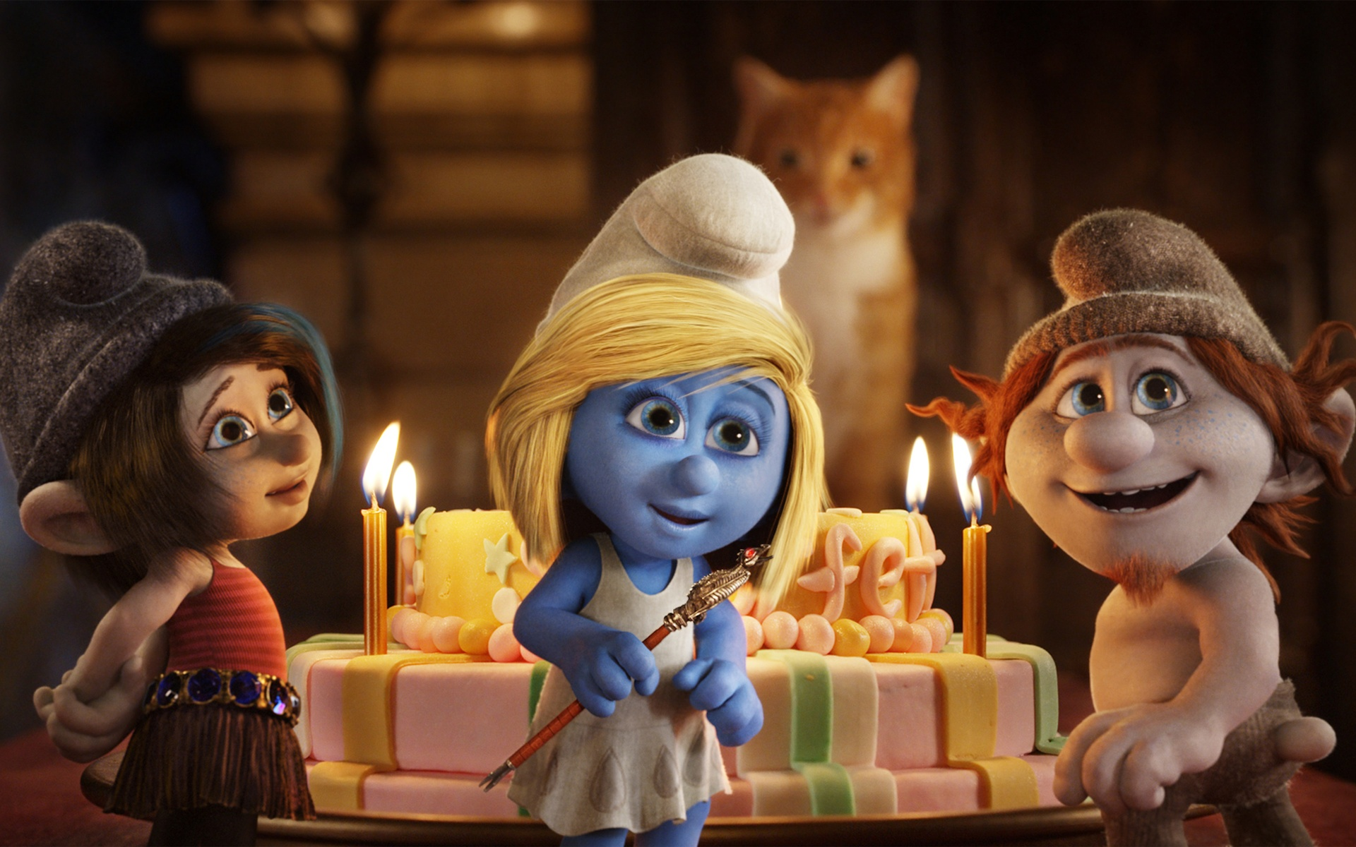 the smurfs 2 hd wallpaper | background image | 1920x1200 | id:431443