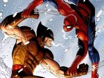 Preview Spiderman Vs. Wolverine