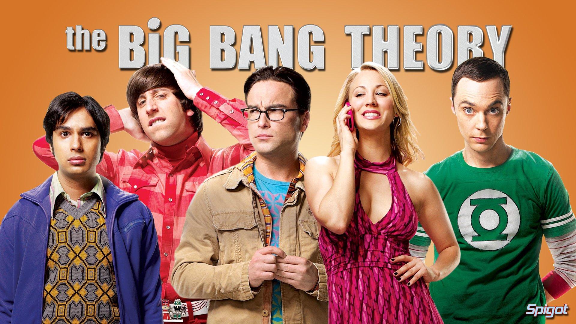Big Bang Theory Ger Sub
