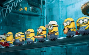 Movie - Despicable Me 2 Wallpapers and Backgrounds ID : 431130