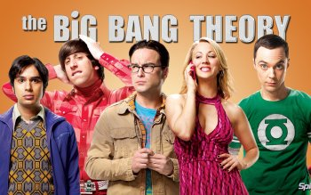 Televisieprogramma - The Big Bang Theory Wallpapers and Backgrounds ID : 431312
