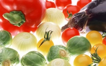 Food - Vegetables Wallpapers and Backgrounds ID : 431325