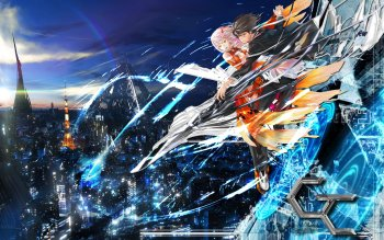 Anime - Guilty Crown Wallpapers and Backgrounds ID : 431406