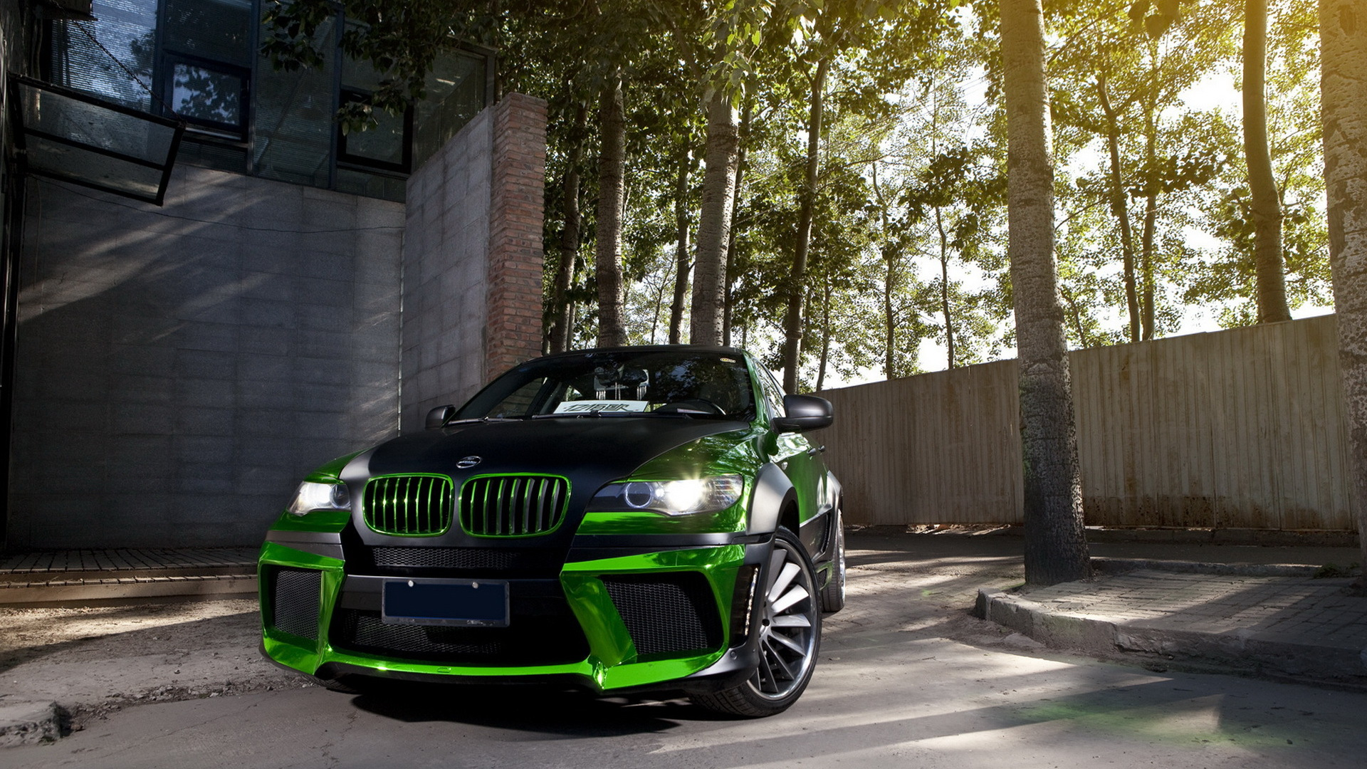 32 BMW X6 HD Wallpapers | Background Images - Wallpaper Abyss