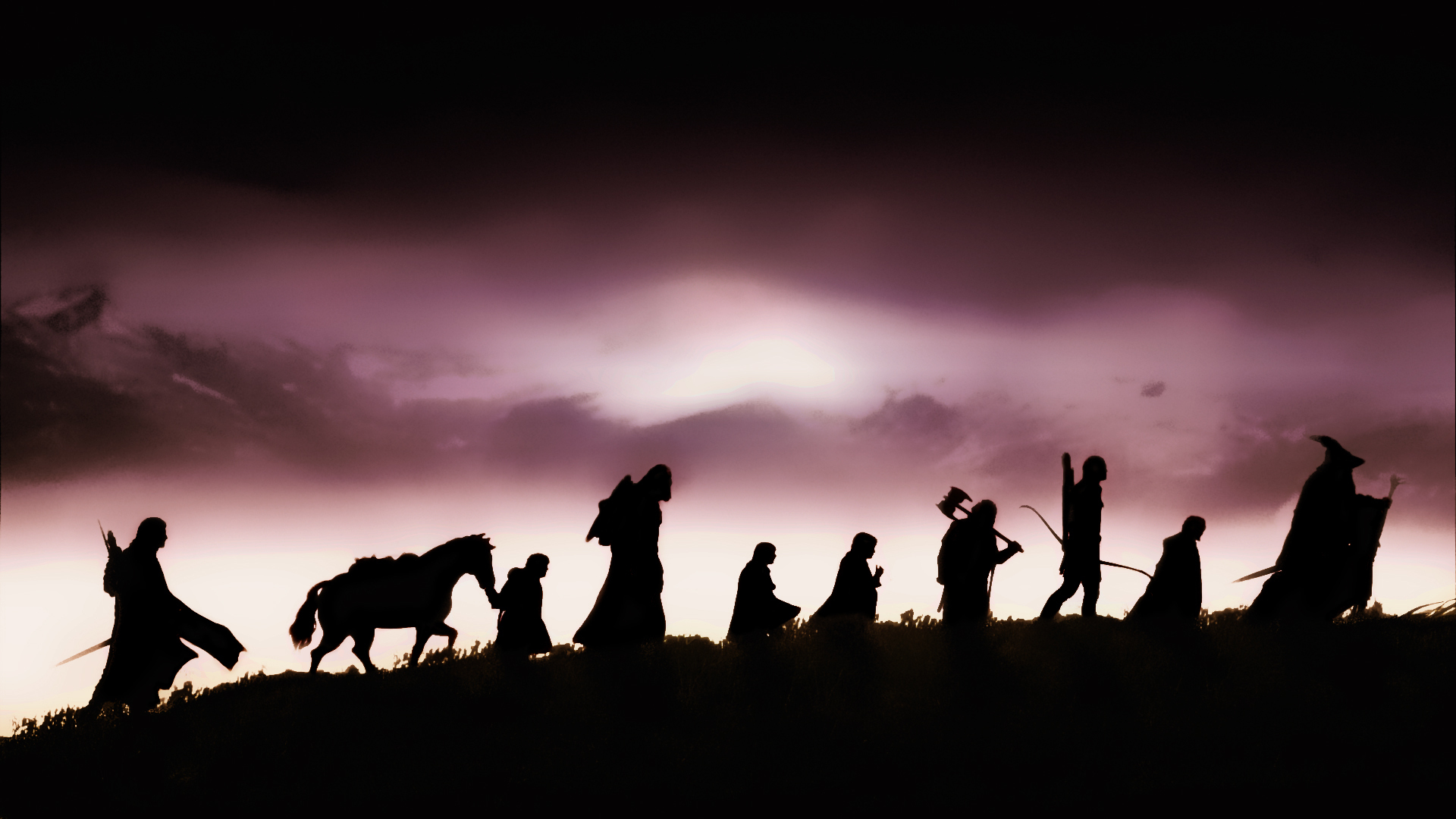The Lord Of The Rings: The Fellowship Of The Ring Full HD