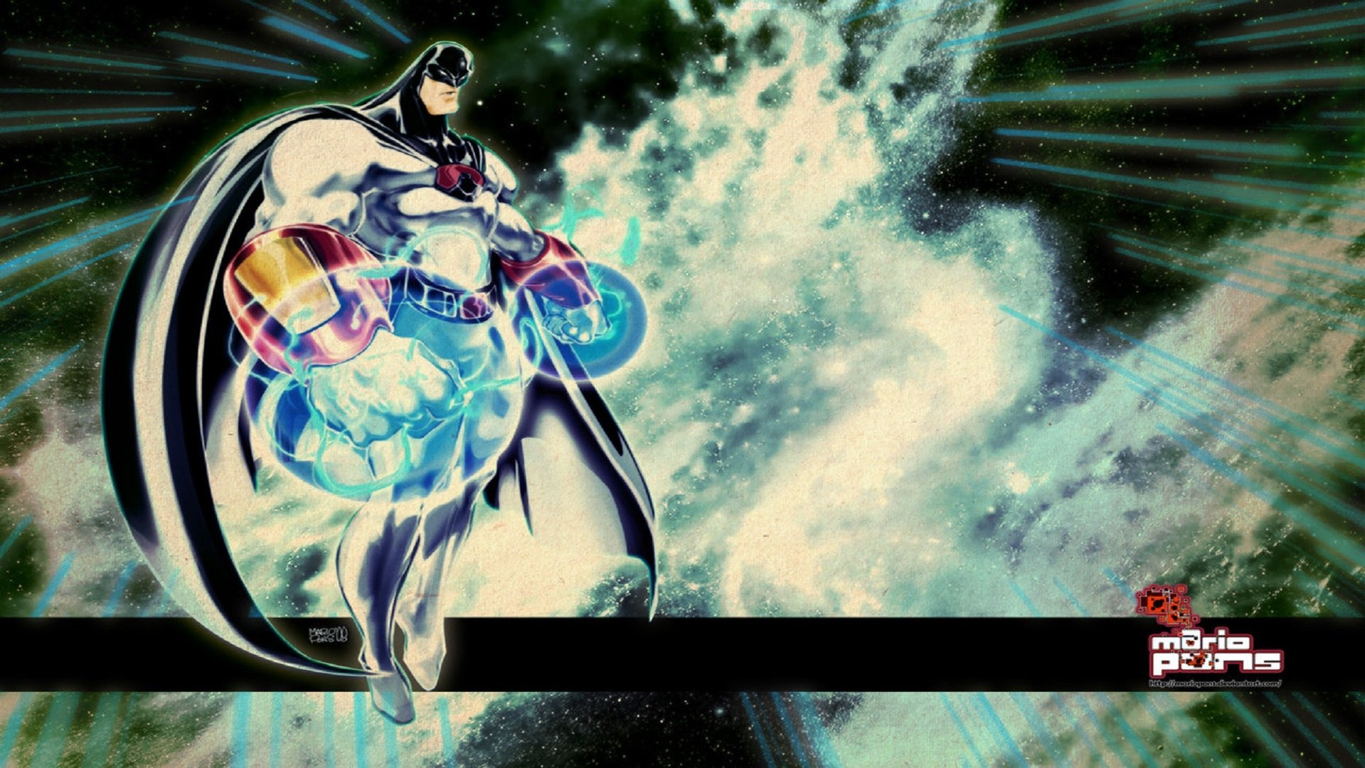 Space Ghost Coast To Coast Hd Wallpaper Background Image