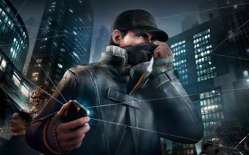 138 Watch Dogs HD Wallpapers