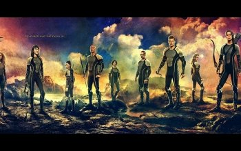 Movie - The Hunger Games: Catching Fire Wallpapers and Backgrounds ID : 434635