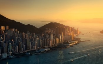 152 Hong Kong Hd Wallpapers Background Images Wallpaper