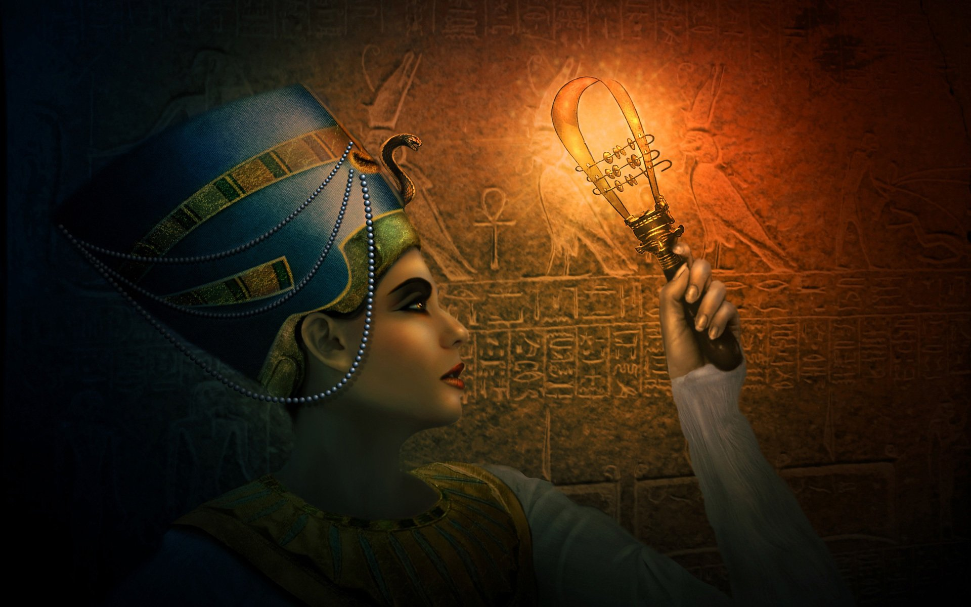 H D Picture Of Queen Cleopatra: Cleopatra Full HD Wallpaper And Background Image