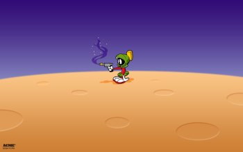 Cartoon - Marvin Martian Wallpapers and Backgrounds ID : 435508