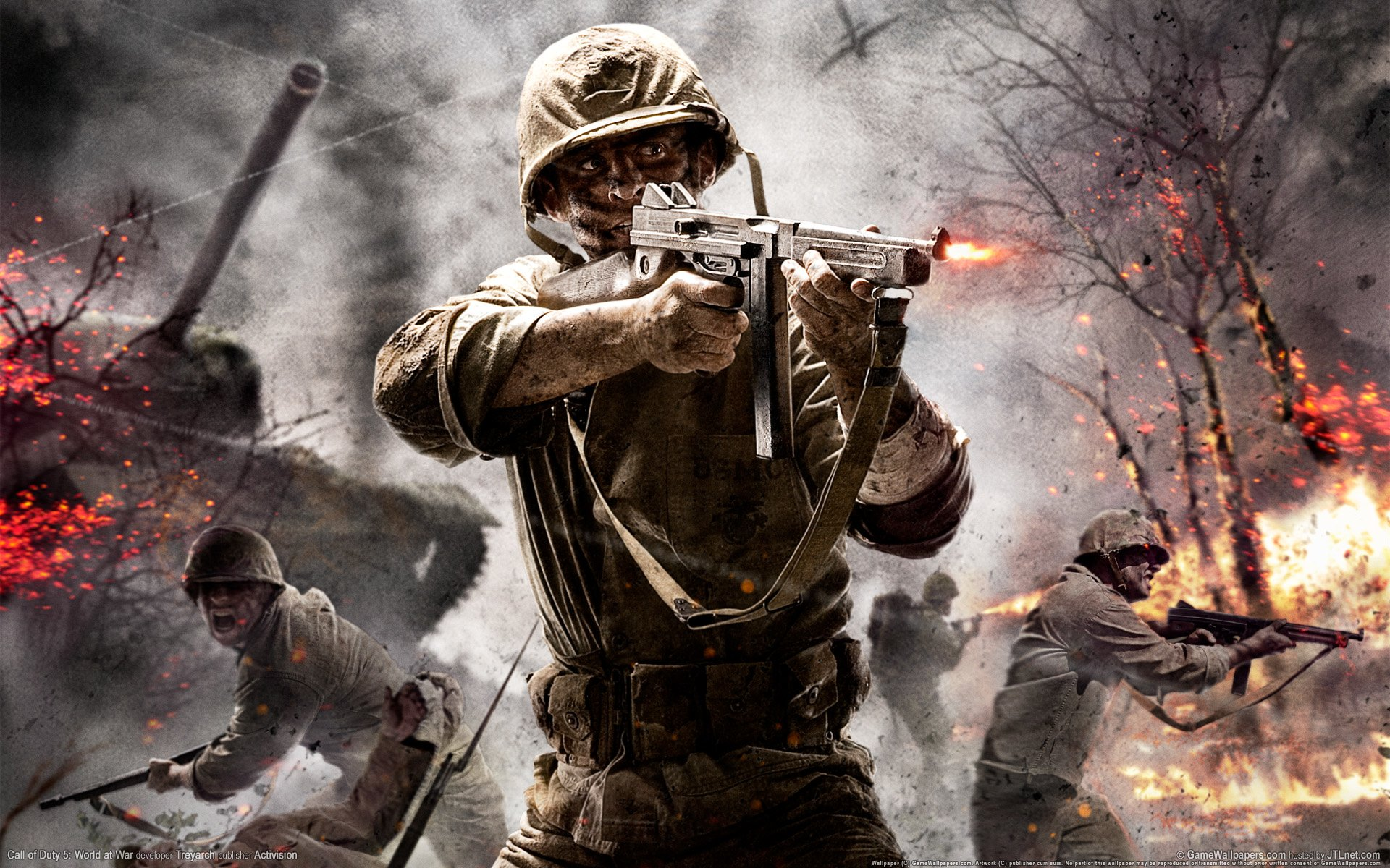 3 Call Of Duty 3 Hd Wallpapers Background Images Wallpaper Abyss
