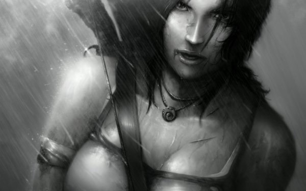 Video Game Tomb Raider HD Wallpaper   Background Image
