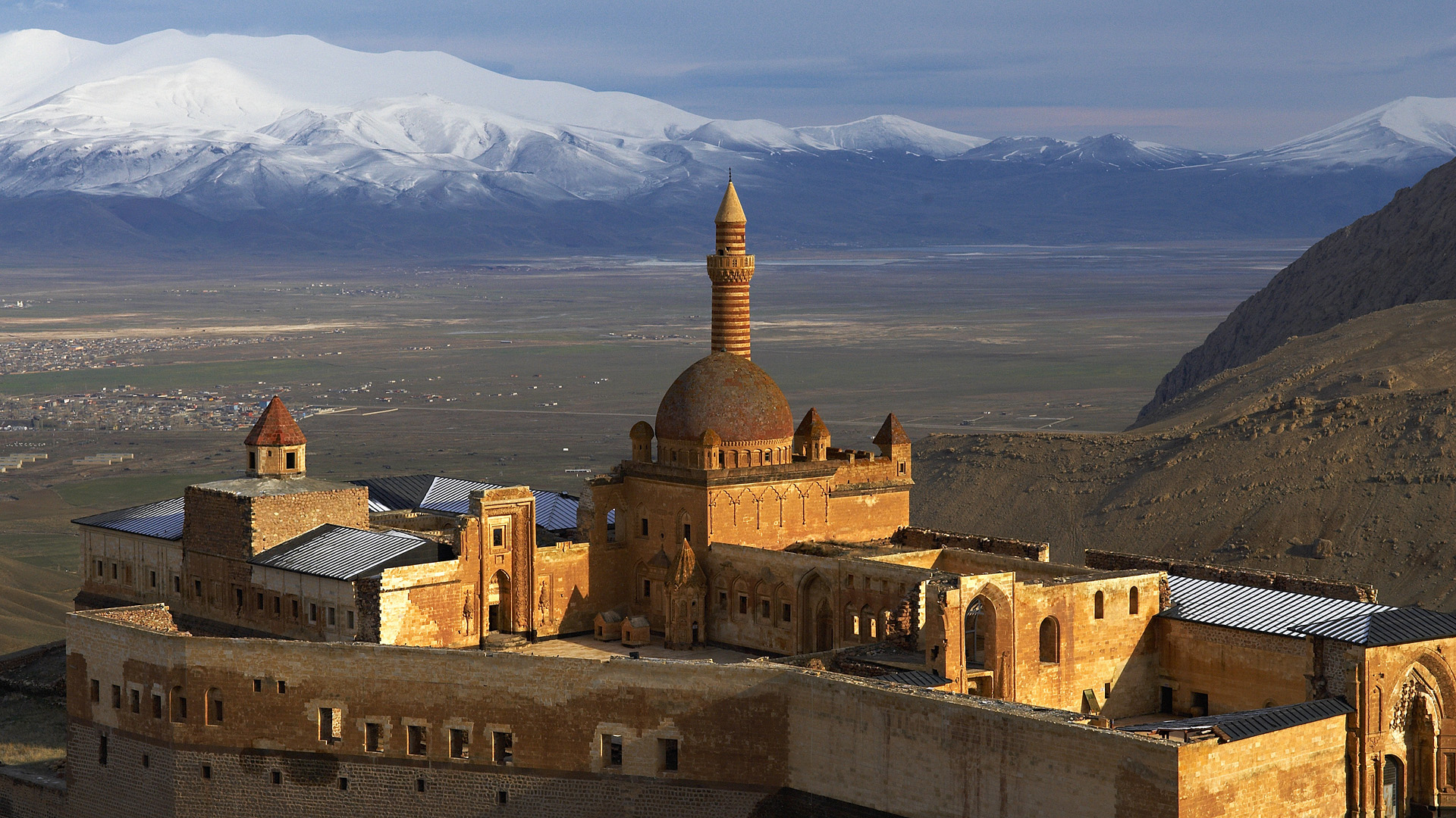 1 Ishak Pasha Palace Hd Wallpapers Backgrounds