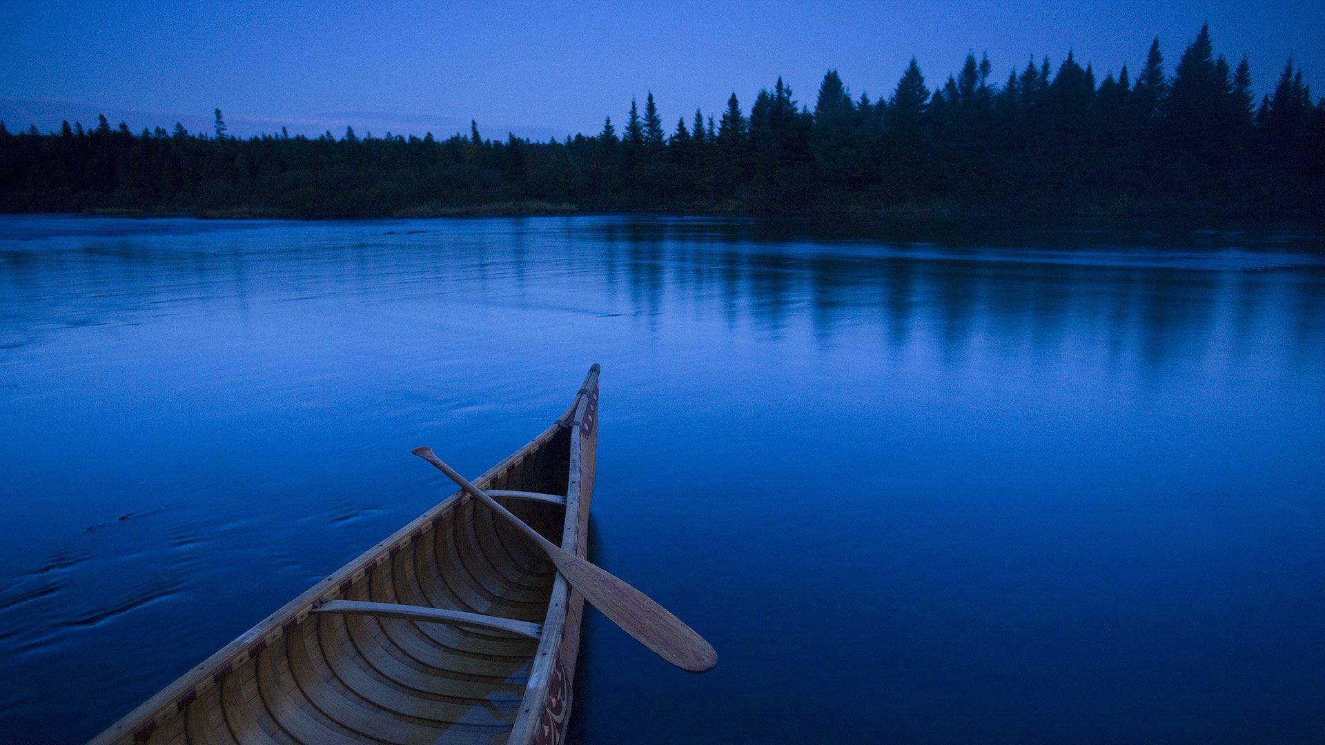 Canoe Hd Wallpaper Background Image 1920x1080 Id 437684 Wallpaper Abyss