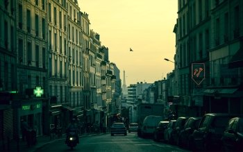 Man Made - Paris Wallpapers and Backgrounds ID : 437258