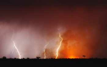 Photography - Lightning Wallpapers and Backgrounds ID : 437428