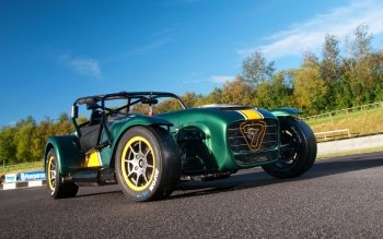 Vehicles - Caterham R600 Wallpapers and Backgrounds ID : 438250