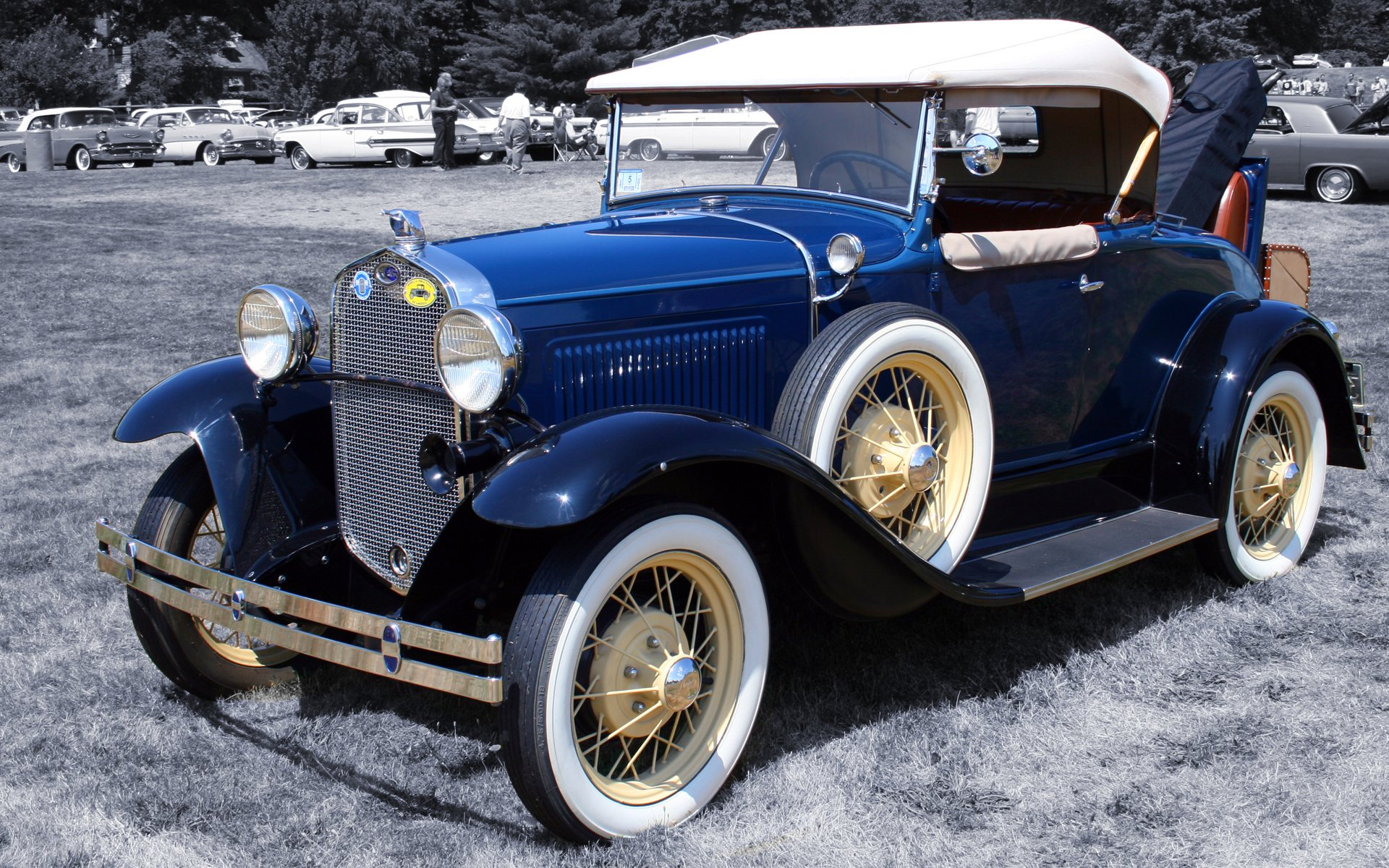 Antique Ford Model A Cars